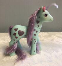 My Little Pony G1 STARFLASH Glittery Sweetheart Sisters 1989 Vintage