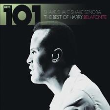 Harry Belafonte - 101 - Shake Shake Senora: The Best Of Harry Belafonte (NEW CD)