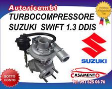 TURBOCOMPRESSORE SUZUKI SWIFT 1.3 DDIS 55KW DAL 1/2005 IN POI