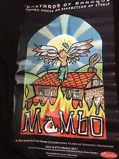 Mambo Poster Bastards Of Baroque Original Surf Skate Hedonism Cookie