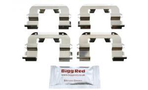 for HYUNDAI GRANDEUR FRONT L & R Brake Pad Fitting Kit (H1767)