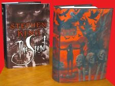 STEPHEN KING New King Cover #6 Scott Ian STAND HC Chadbourne Signed #304 / 500