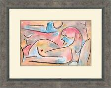"Original 1938 Paul Klee Litho ""Sommeil d'Hiver"" (Winter Sleep), Verve"
