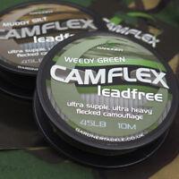 Gardner Camflex Leadfree Leader - Muddy Silt or Weedy Green