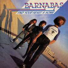 BARNABAS - Find your Heart a Home (NEW*LIM.US WHITE METAL*VIXEN*JERUSALEM)