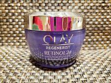 Olay Regenerist Retinol 24 Night Moisturizer Fragrance-Free 1.7 oz  New. No box