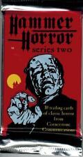 1996 Cornerstone Hammer Horror Series 2 Trading Card Pack