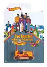 Hot Wheels THE BEATLES YELLOW SUBMARINE SERIE - BUMP AROUND 1/6 1:64 modelo