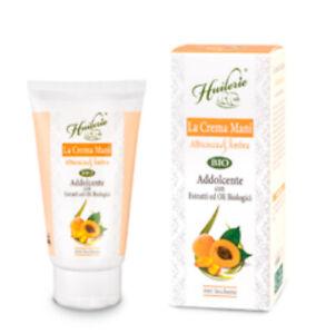 HUILERIE Crema Mani Albicocca & Ambra - Addolcente - 75 ml