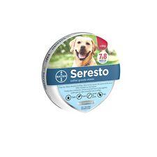 Seresto Collier antiparasitaire pour grands chiens plus de 8 kg (pas Belgique)