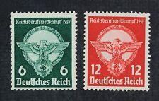 CKStamps: Germany Stamps Collection Scott#490 491 Mint NH OG