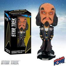 Star Trek III Commander Kruge Bobble Head Bif Bang Pow 016486