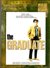 The Graduate DVD Award series with gold colored slip case