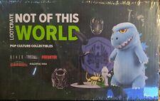 Loot Crate Not of This World Godzilla Alien Predator Pacific Rim Dragon