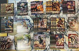 Cardfight Vanguard OverDress Deck - DE (Dragonic Overlord) TOURNAMENT READY