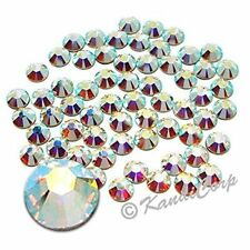 Swarovski - SS20 (5mm) Crystal AB - Flatback - 144 pcs. (1 Gross) (Non-HotFix)