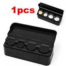 Car Coin Case Loose Change Box Money Wallet Piggy Bank Holder Storage Organizer