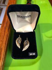 Montana Silversmith Feather Earring (ER3940