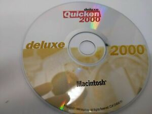 QUICKEN DELUXE 2000 FOR MAC TAX REPORT PPP LOAN DOCUMENTATION PREPARER TO FILE