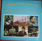American Festival Folk Blues