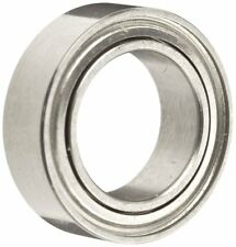 Dynaroll Precision Miniature Ball Bearing ABEC-5 Double Shielded Stainless Steel