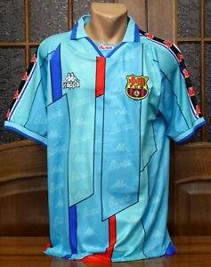 Barcelona 96/97 Football Soccer Away Shirt Jersey
