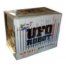DVD GO NAGAI UFO ROBOT GOLDRAKE 19 DVD SERIE COMPLETA YAMATO GAZZETTA SPORT