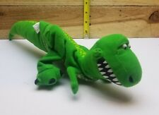 VINTAGE 1995 Burger King Toy Story Pals Plush Rex Hand Puppet T-Rex Dinosaur