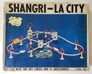Tomy Shangri-La City #39 - Grippidee - Japan Monorail 1969 - Complete & Working