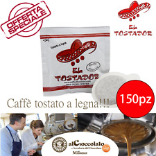 150 CIALDE CAFFE' EL TOSTADOR GUSTO CLASSICO ELTOSTADOR + UN DELIZIOSO OMAGGIO