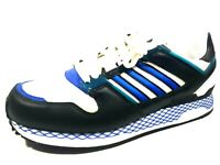Adidas Mens Shoes ZXZ ADV 551336 Running Leather 551336 White Black Retro 2005