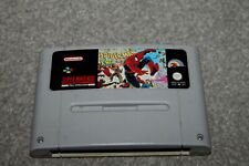 Super Nintendo - SPIDERMAN X-MEN Revenge - SNES - PAL - Perfect Working Order