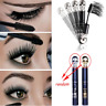 Waterproof Black Makeup Skull Eyelash Mascara Extension 3D Fiber Long Curling JT
