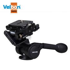 Velbon PHD-66Q PTZ camera PHD-66Q +QRA35L quick release plate tripod head