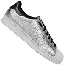 Adidas Originals Superstar Zapatillas Deportivas Party AVESTRUZ plata metal 42