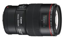 Canon EF 100mm F2.8L MACRO IS USM New Agsbeagle