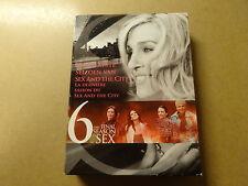 5-DISC DVD BOX / SEX AND THE CITY: (FINAL) SEASON 6
