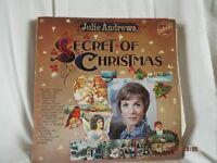 JULIE ANDREWS The Secret Of Christmas 1975 VINYL LP