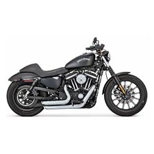 "Vance & Hines 2 1/4 "" Shortshots Staggered Chrome Harley-Davidson Sportster"
