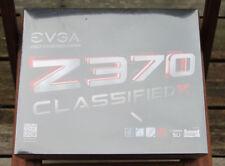 EVGA Z370 Classified K - High-End ATX Mainboard - Sockel 1151 v2 -  i3 i5 i7 i9