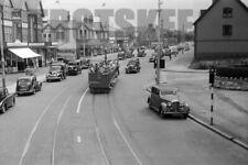 More details for 35mm negative llandudno single decker tram strassenbahn 22 1953