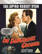 BLU-RAY ON DANGEROUS GROUND    PREMIUM EXCLUSIVE EDITION NEW SEALED UK STOCK