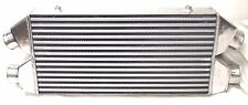 "UNIVERSAL ALUMINUM FRONT MOUNT TWIN TURBO BAR&PLATE INTERCOOLER 32""X12""X3"" FMIC"