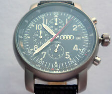 Audi Classic Accessory Business Elegant Sport Racing Design Chronograph Watch