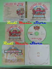 CD RHYTHMS DEL MUNDO compilation 2006 COLDPLAY U2 MAROON 5 STING (C24*) no mc lp