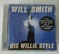 Will Smith - Big Willie Style (1997) CD Album (Cameo/Left Eye/Camp Lo)