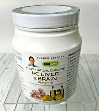 Andrew Lessman PC Liver & Brain Benefits 720 Capsules Phosphatidyl Choline 09/22