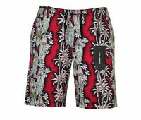 DOLCE & GABBANA 2 in 1 Shorts Pants Red Short Rouge 01369