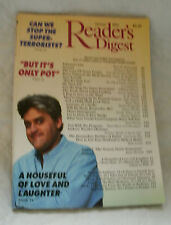 READER'S DIGEST 1997 JANUARY JAY LENO;POT;TERRORIST;CAJUN COOKING;PROSTATE;COLD
