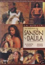 SEALED - LA HISTORIA DE SANSON Y DALILA (1996) ELIZABETH HURLEY
